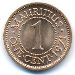 Маврикий, 1 цент (1971 г.)