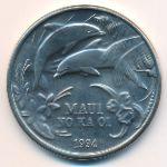 Гавайские острова, 1 доллар (1994 г.)