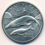 Гавайские острова, 1 доллар (2002 г.)