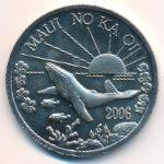 Гавайские острова, 1 доллар (2006 г.)
