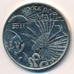 Гавайские острова, 2 доллара (2011 г.)