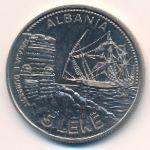 Албания, 5 лек (1987 г.)