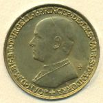 Андорра, 1 динер (1983 г.)