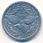 Новая Каледония, 1 франк (1985 г.)