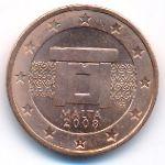 Мальта, 2 евроцента (2008 г.)