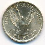 Чили, 10 песо (1987 г.)
