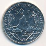 Французская Полинезия, 50 франков (1985 г.)