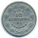 Гондурас, 10 сентаво (1956 г.)