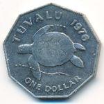 Тувалу, 1 доллар (1976 г.)