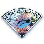 Остров Уиллис, 10 долларов (2016 г.)