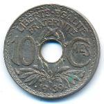 Франция, 10 сентим (1939 г.)