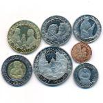 Индейская резервация Санта-Изабел, Набор монет (2012 г.)