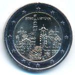 Литва, 2 евро (2020 г.)