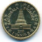 Словения, 10 евроцентов (2007 г.)