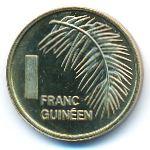 Гвинея, 1 франк (1985 г.)