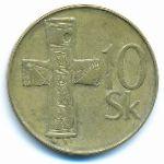 Словакия, 10 крон (1993 г.)