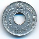 Британская Западная Африка, 1/10 пенни (1930 г.)
