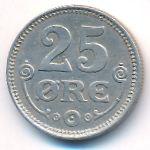 Дания, 25 эре (1920 г.)