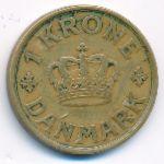 Дания, 1 крона (1929 г.)