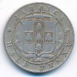 Ямайка, 1/2 пенни (1905 г.)