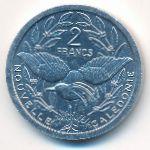 Новая Каледония, 2 франка (1990 г.)