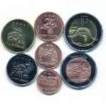 Ацтеки, Набор монет (2013 г.)