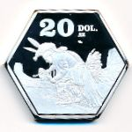 Аризона, 20 долларов (2020 г.)