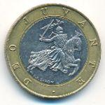 Монако, 10 франков (1994–2000 г.)