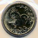 Австралия, 1 доллар (2014 г.)
