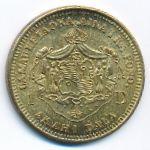 Гавайские острова, 1 доллар