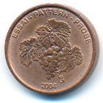 Европа, 2 евроцента (2004 г.)