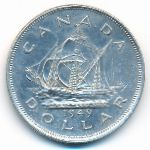 Канада, 1 доллар (1949 г.)
