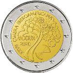 Андорра, 2 евро (2020 г.)