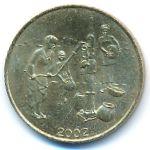 Западная Африка, 10 франков (2002 г.)