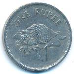 Сейшелы, 1 рупия (1997 г.)