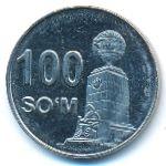 Узбекистан, 100 сум (2018 г.)