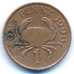 Гернси, 1 пенни (1998 г.)