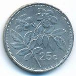 Мальта, 25 центов (1991–2005 г.)