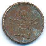 Пакистан, 1 рупия (2004 г.)