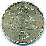 Ливан, 250 ливров (2003 г.)