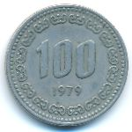 Южная Корея, 100 вон (1979 г.)