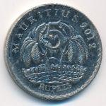 Маврикий, 5 рупий (2012 г.)