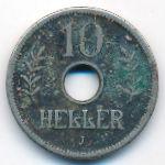Немецкая Африка, 10 геллеров (1909 г.)