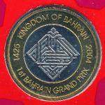 Бахрейн, 100 филсов (2004 г.)