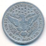 США, 1/2 доллара (1906 г.)