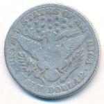 США, 1/2 доллара (1909 г.)