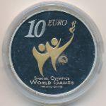 Ирландия, 10 евро (2003 г.)