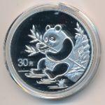 Китай, 30 юаней (1991 г.)