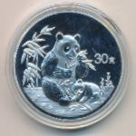 Китай, 30 юаней (1996 г.)