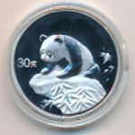 Китай, 30 юаней (1999 г.)